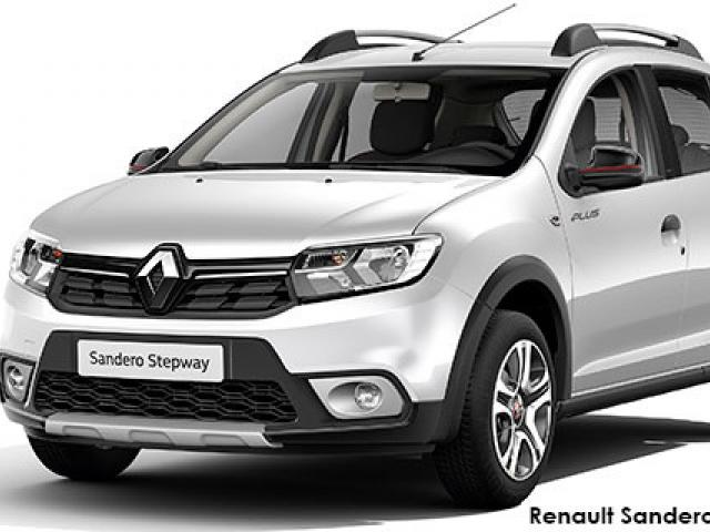 Renault Sandero 66kW turbo Stepway Plus