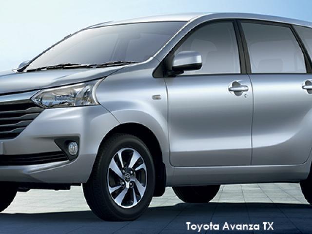 Toyota Avanza 1.5 SX auto