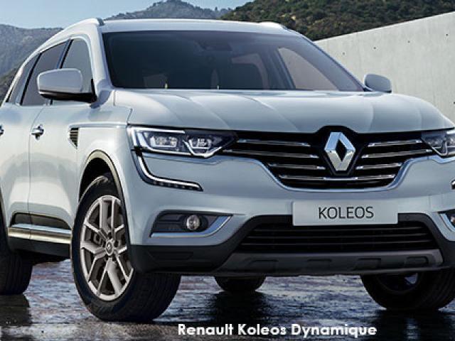 Renault Koleos 2.5 Dynamique 4WD