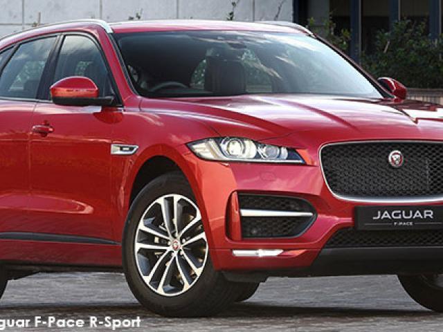 Jaguar F-Pace 25d AWD Pure