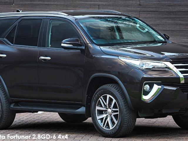 Toyota Fortuner 4.0 V6 4x4