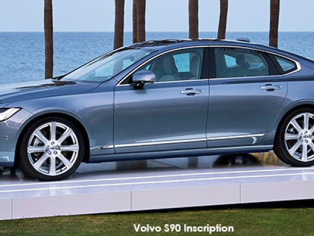 Volvo S90 T5 Inscription