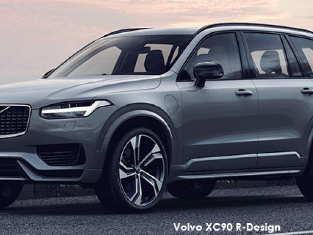 Volvo XC90 D5 AWD R-Design