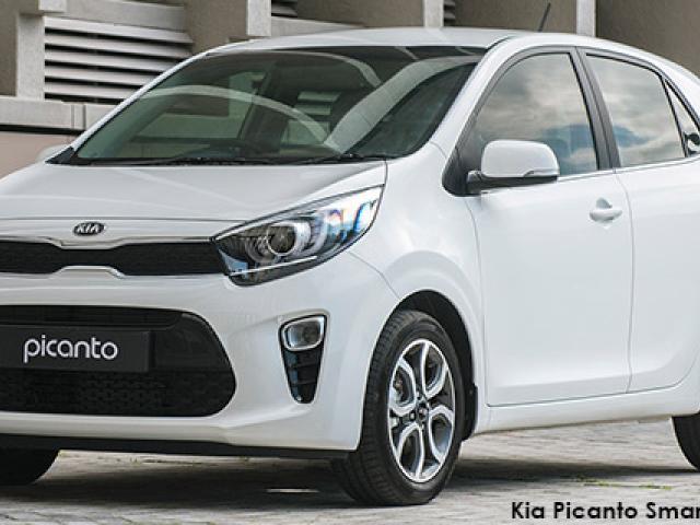Kia Picanto 1.2 Smart auto