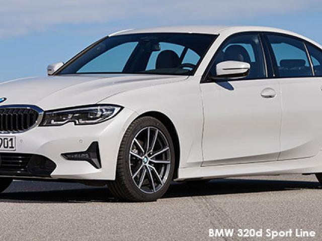 BMW 3 Series 320i Sport Line Launch Edition