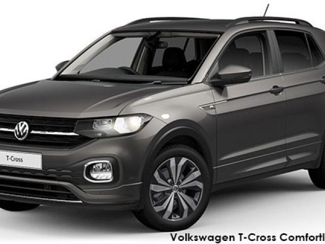 Volkswagen T-Cross 1.0TSI 85kW Comfortline R-Line