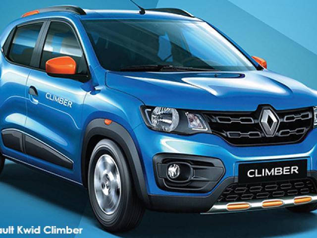 Renault Kwid 1.0 Climber auto