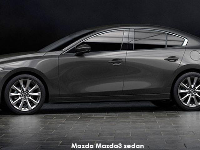 Mazda Mazda3 sedan 1.5 Dynamic auto