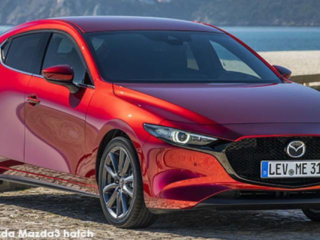 Mazda Mazda3 hatch 2.0 Astina