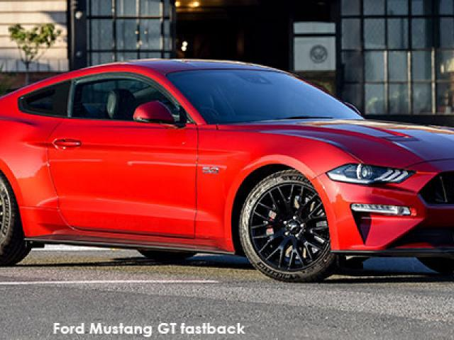 Ford Mustang 2.3T fastback