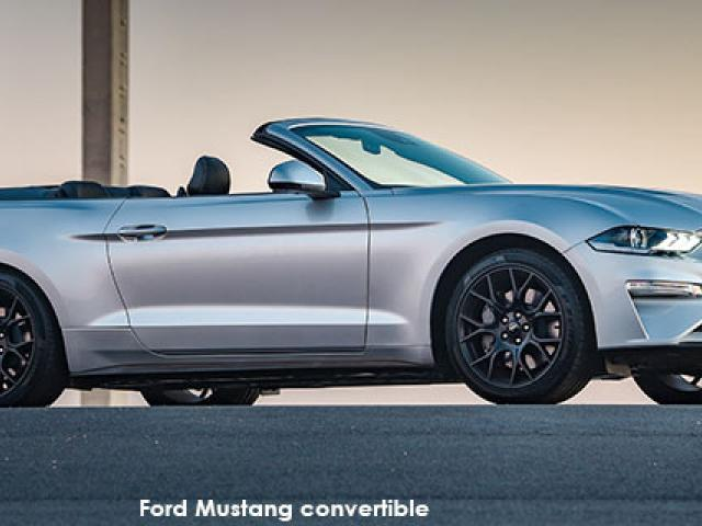 Ford Mustang 5.0 GT convertible
