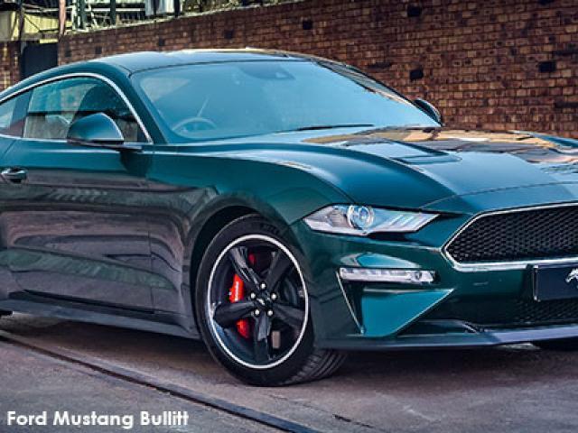 Ford Mustang 5.0 fastback Bullitt
