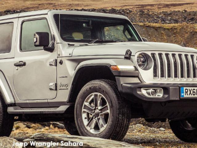 Jeep Wrangler 3.6 Sahara