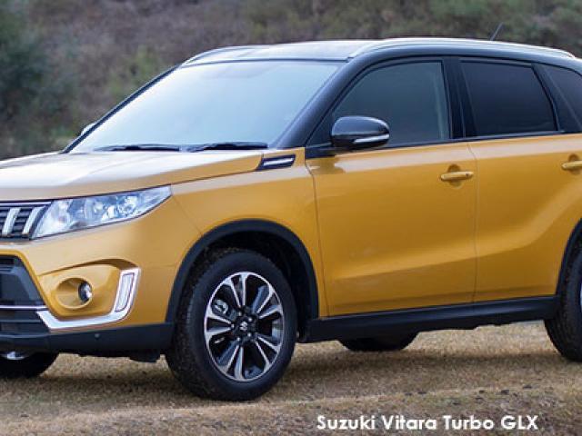 Suzuki Vitara 1.4T GLX auto