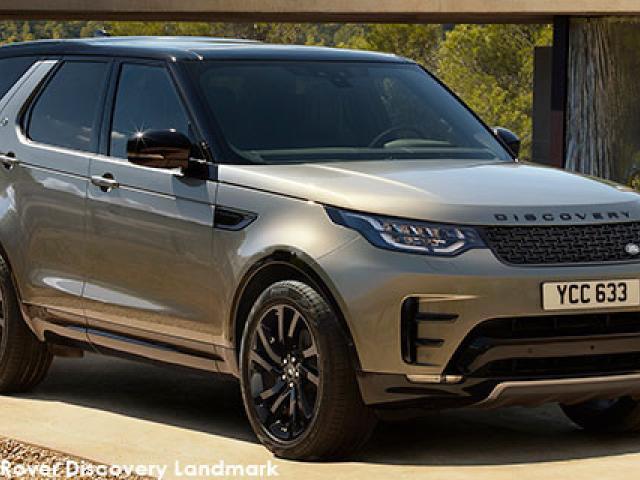 Land Rover Discovery Landmark Td6
