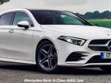 Mercedes-Benz A-Class A200d hatch AMG Line - Thumbnail 1