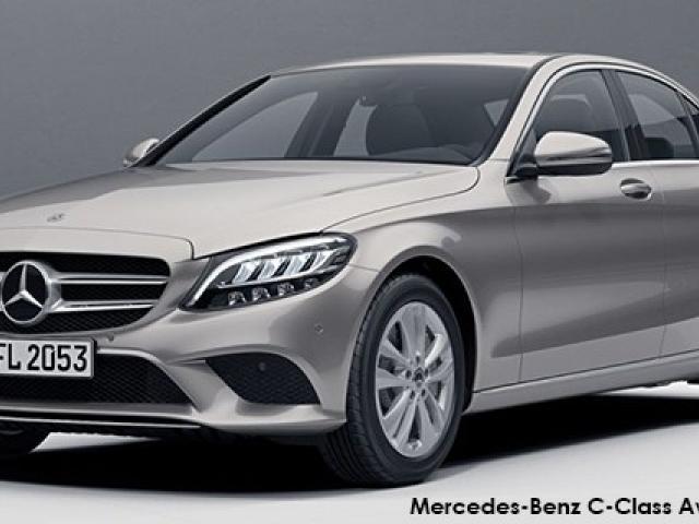 Mercedes-Benz C-Class C220d Avantgarde