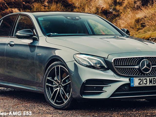 Mercedes-AMG E-Class E53 4Matic+