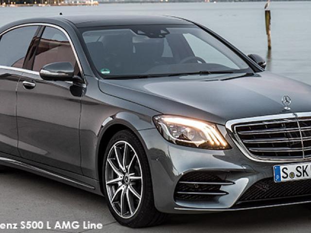 Mercedes-Benz S-Class S400d L AMG Line