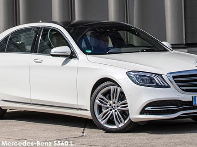 Mercedes-Benz S-Class S560 L