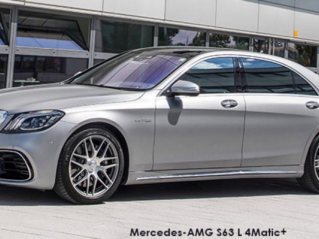 Mercedes-AMG S-Class S63 L