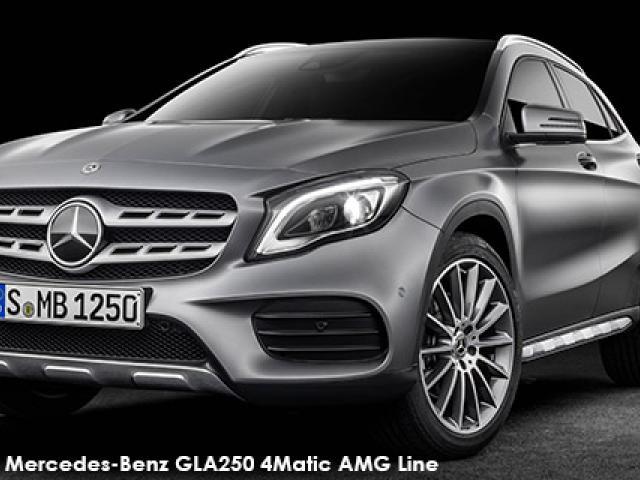 Mercedes-Benz GLA GLA200 AMG Line auto