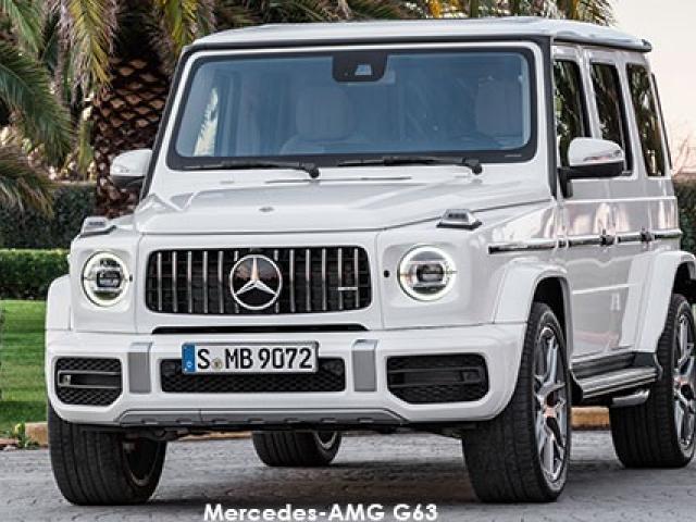 Mercedes-AMG G-Class G63
