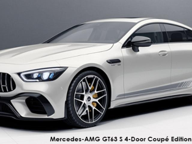Mercedes-AMG GT GT63 S 4Matic+ 4-Door Coupe Edition 1