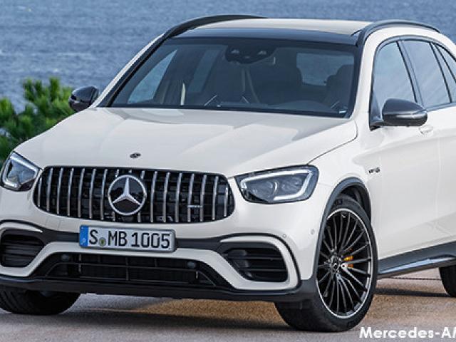 Mercedes-AMG GLC GLC63 S 4Matic+