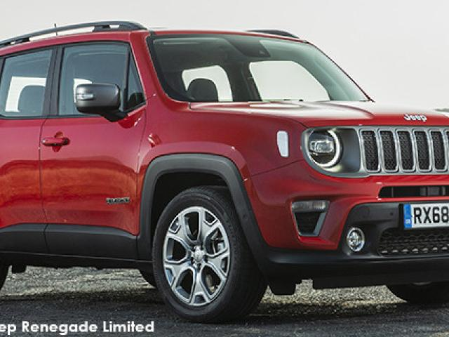 Jeep Renegade 1.4T Longitude