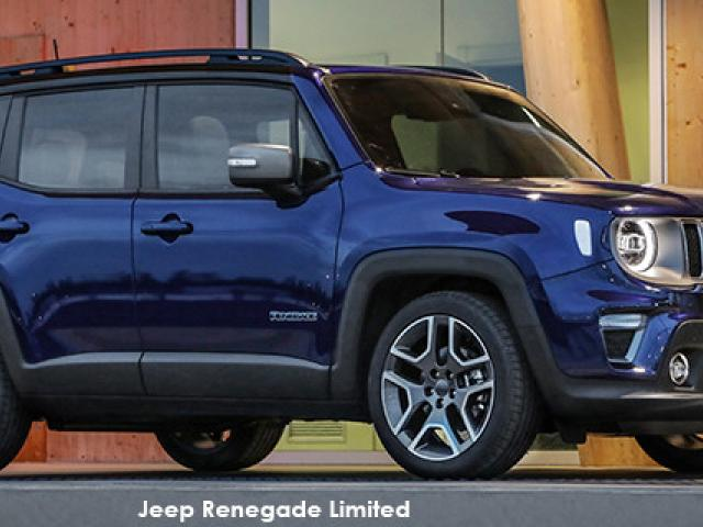Jeep Renegade 1.4T Limited