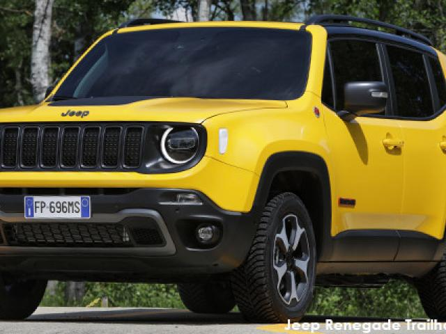 Jeep Renegade 2.4 4x4 Trailhawk