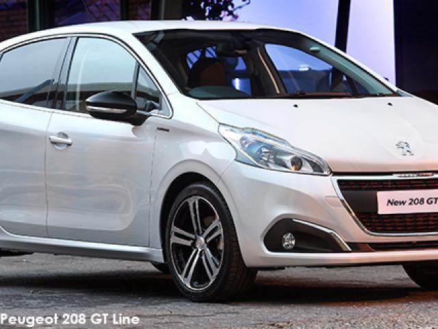 Peugeot 208 1.2T GT Line