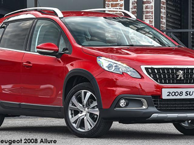 Peugeot 2008 1.6HDi Active