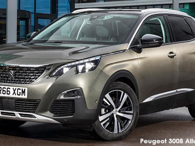 Peugeot 3008 2.0HDi Allure
