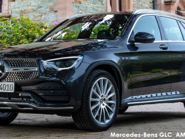Mercedes-Benz GLC GLC300d 4Matic AMG Line