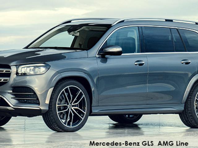 Mercedes-Benz GLS GLS400d 4Matic AMG Line