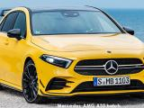 Mercedes-AMG A-Class A35 hatch 4Matic - Thumbnail 1