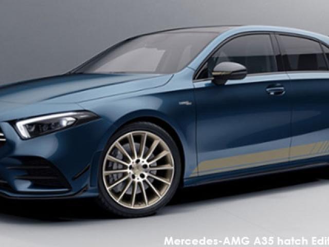Mercedes-AMG A-Class A35 hatch 4Matic Edition 1