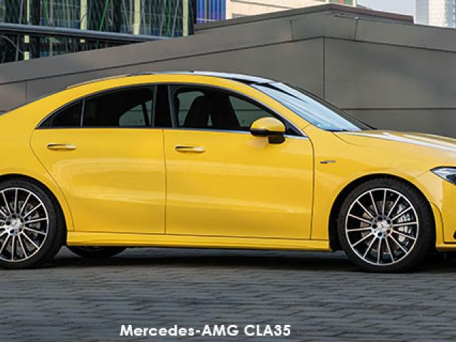 Mercedes-AMG CLA CLA35 4Matic