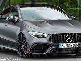 Mercedes-AMG CLA CLA45 S 4Matic+ - Thumbnail 1