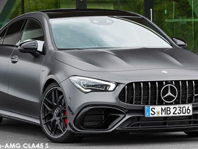 Mercedes-AMG CLA CLA45 S 4Matic+