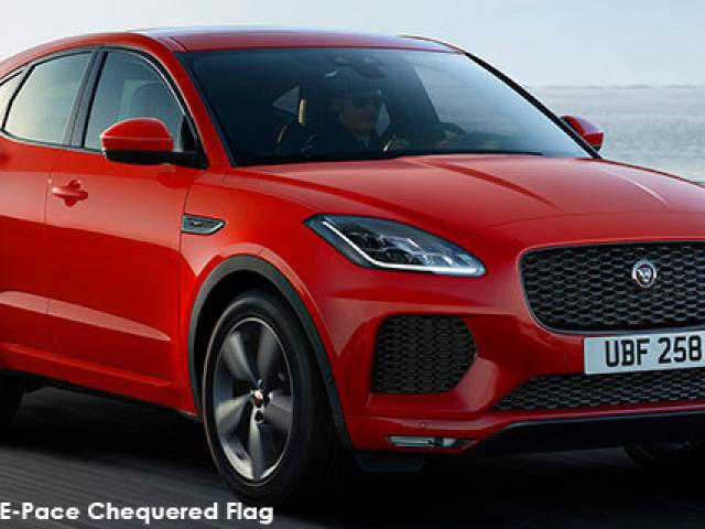 Jaguar E-Pace D180 AWD Chequered Flag