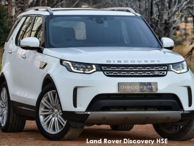Land Rover Discovery HSE Luxury Sd4