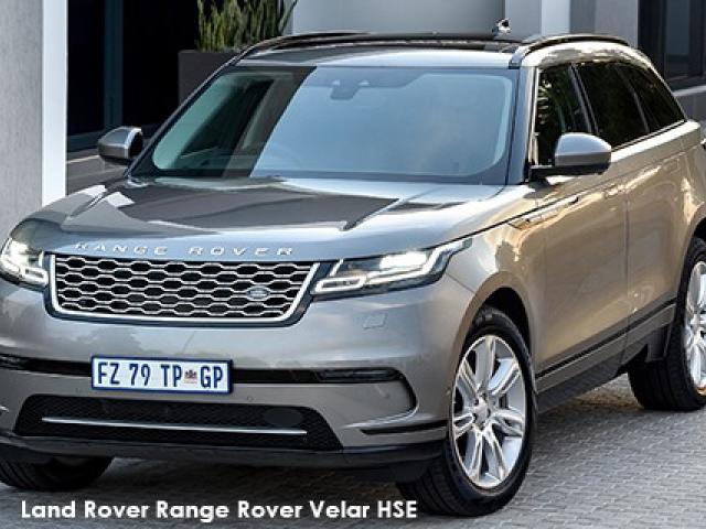 Land Rover Range Rover Velar D180 SE