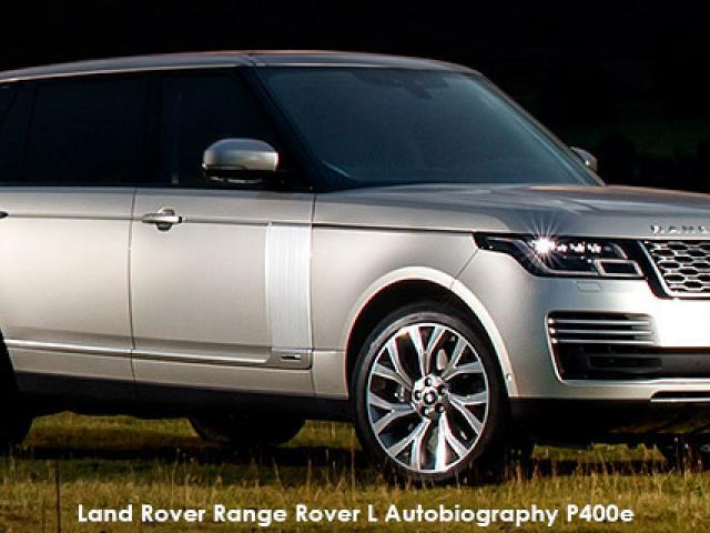 Land Rover Range Rover L Autobiography P400e