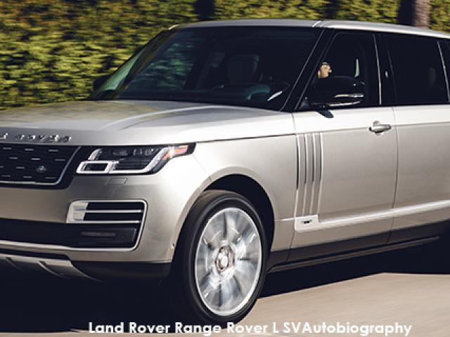 Land Rover Range Rover L SVAutobiography P400e