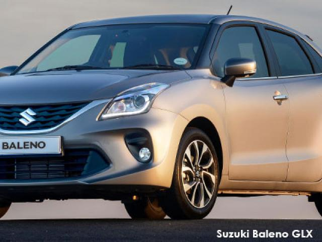 Suzuki Baleno 1.4 GLX auto