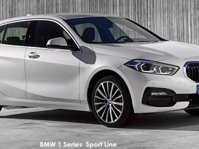 BMW 1 Series 118i Sport Line