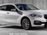 BMW 1 Series 118i Sport Line - Thumbnail 1